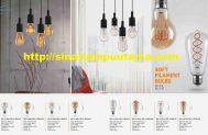Lampu Edison Soft Filament Bulb