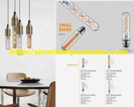 Lampu LED Interior Cafe dan Restoran