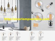 Lampu LED Edison Interior Design
