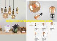 Lampu LED Filamen 2watt 4watt 6watt dan 8 watt