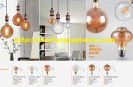 Lampu Hias Cafe dan Restoran 4W dan 8W