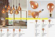 Bohlam Lampu Gantung Interior 4 watt dan 8 watt