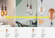 Lampu Gantung LED Model Jantung