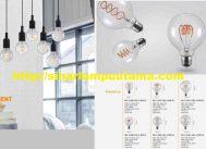 Lampu Soft Filament Bulb 4 watt
