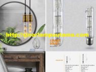 Lampu LED Starry Bulbs Desain Interior