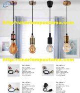 Lampu Gantung Filament LED Bulb E27