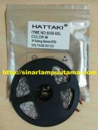 Lampu LED Strip 5050 12V IP20 merk Hattaki