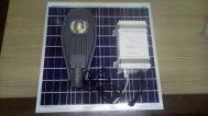 Lampu PJU Solar Cell 50W Tenaga Surya