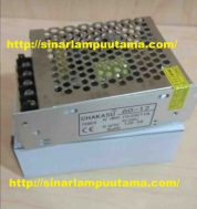 Switching Power Supply 12v 60 watt Chakasu