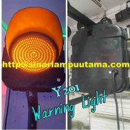Warning Light 1mata 20cm
