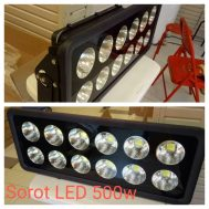 Lampu Sorot LED Spotlight 500 watt