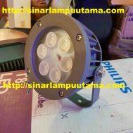 Lampu Sorot Taman LED 12W 3000K IP65