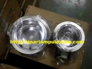 Downlight Horizontal 1 x E27 dan 2 x E27