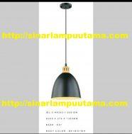 Kap Lampu Gantung E27 Hanging Lamp