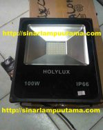 Lampu Sorot LED 100W IP66 Holylux