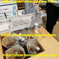 Lampu MVR 1000W GE Multi Vapor Quartz Metal Halide BT56