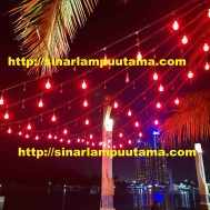 Fitting Lampu Gantung Outdoor Hias Dekorasi