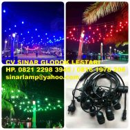 Fitting Lampu Hias Outdoor E27