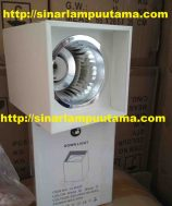 Downlight Outbow Kotak 4inch
