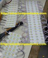 Lampu LED Module 3 mata