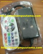 Controller Remote Lampu Selang RGB Neon Flex