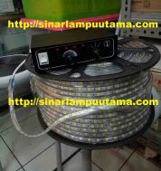 Lampu LED Strip 5050 220V with Controller