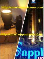 Lampu Sorot Pilar LED
