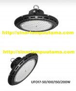 Lampu High Bay UFO 50 watt 100 watt 150 watt dan 200 watt
