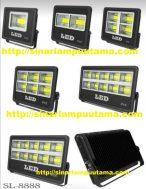 Lampu Sorot LED 50watt 100watt 200watt 300watt dan 500watt