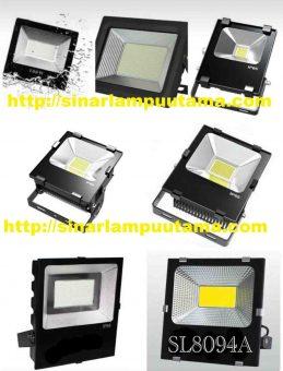 Lampu Sorot LED 50 watt – 500 watt