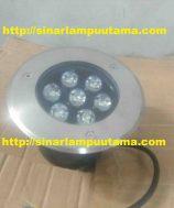 Lampu Lantai LED Underground 7 watt