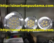 Downlight LED Ceiling 5 watt 7 watt dan 12 watt
