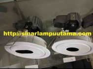 Downlight Halogen atau LED MR16 Interior Lighting