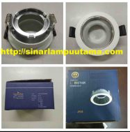 Downlight Halogen atau LED MR16 Mirror