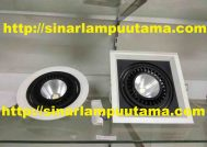 Lampu Downlight LED 18 watt model halospot
