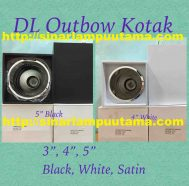 Downlight Outbow model Kotak