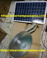 Lampu Jalan LED Solar Cell 9 watt