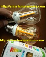 Lampu LED Edison Filament Dimmable 10 watt