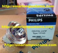 Lampu Halogen Philips 13165 14v 35w GZ4 Focusline Halogen Dental