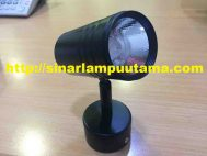 Lampu Spotlight LED COB 12 watt Black