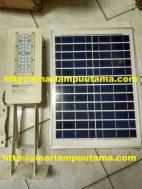 Lampu PJU Tenaga Surya 24 watt + Solar Cell
