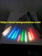 Lampu Meteor 12V 50cm RGB Warna Warni