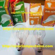 Lampu Pijar 24v 40w e27 Ps60 dan Ps55