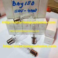 Lampu Bayonet Navigasi 110V 40W BAY15D