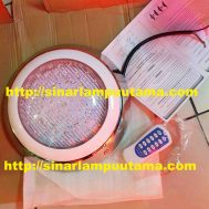 Lampu Kolam Renang RGB + Remote Control 12 watt