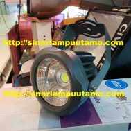 Lampu Sorot LED 30 watt model Bulat