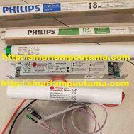 Maxspid MEM M 128E MINI untuk Emergency TL T5 28W / T8 36W