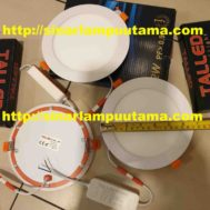 Downlight LED Panel 12 watt Talled