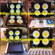 Lampu Sorot LED 200 watt model Bola Mangkok