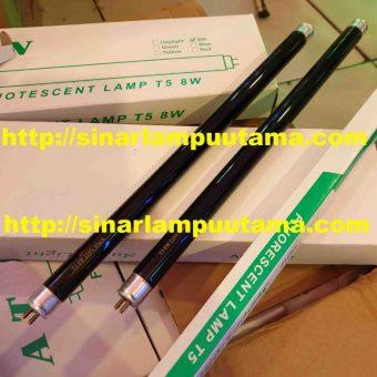Lampu UV BLB T5 8W 220V Black